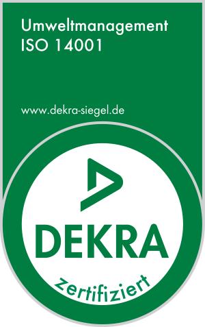 Erstzertifizierung DIN ISO 14001
